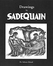 Drawings by Sadequain