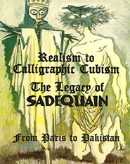 Realism to calligraphic cubism legacy of Sadequain