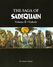 The saga of sadequain volume II - Galerie